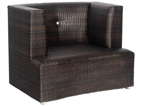 Woodard Mcqueen Wicker Lounge Chair