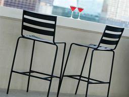 Cafe Series Wrought Iron Bar Set