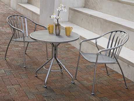Woodard Valencia Wrought Iron Bistro Set