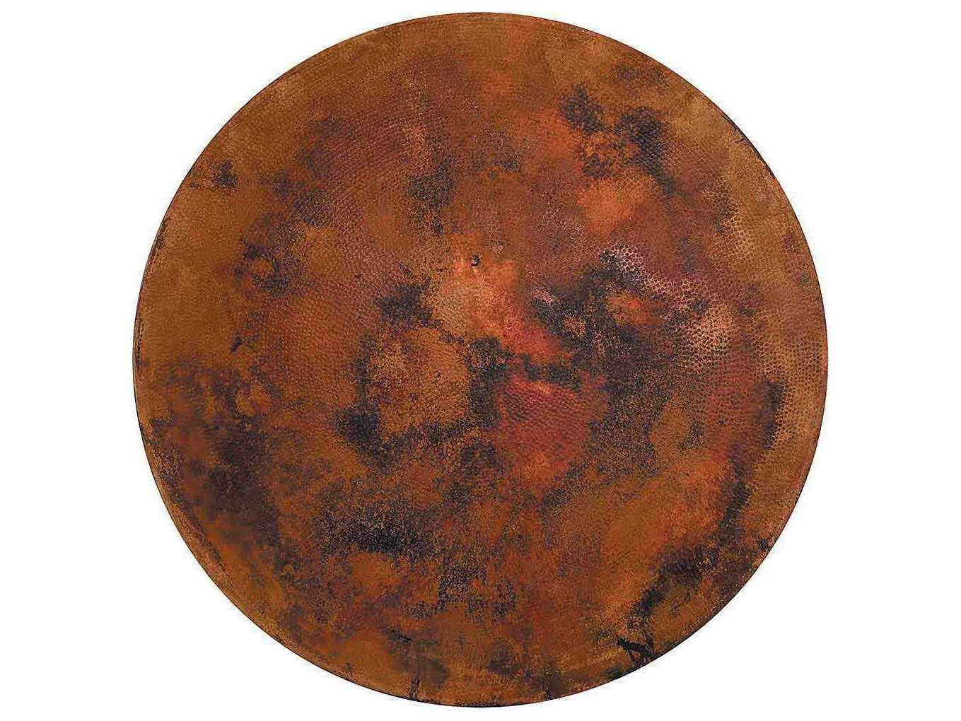 Winston Alternative Stone 60 Round Copper Table Top 8cnd 60