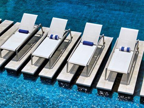 Winston Elan Sling Aluminum Lounge Set