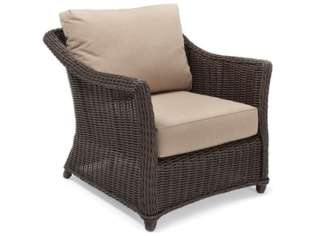 Winston Quick Ship Breeze Woven Cushion Lounge Chair