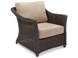 Quick Ship Breeze Woven Cushion Lounge Chair