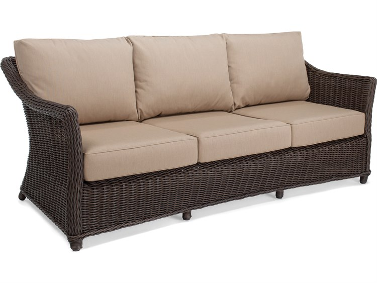 Winston Quick Ship Breeze Woven Cushion Sofa