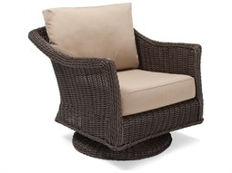 Quick Ship Breeze Woven Cushion Swivel Tilt Lounge Chair
