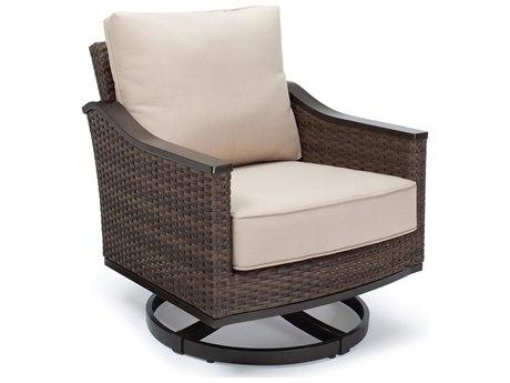 Winston Quick Ship Newport Woven Swivel Tilt Lounge Chair WSHQ145620