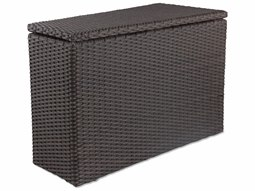 Winston Capri Woven Sectional Wedge End Table