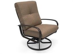 Quick Ship Savoy Cushion Aluminum Ultra Swivel Tilt Lounge Chair