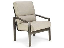 Cushion Aluminum Lounge Chair - Quick Ship