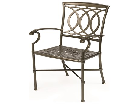 Cast Aluminum Dining Chair - Quick Ship