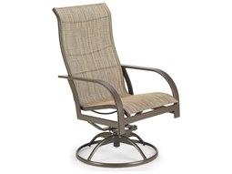 Sling Aluminum Ultimate High Back Swivel Tilt Chair