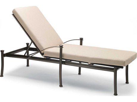 Winston Catania Cushion Aluminum Chaise