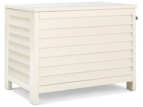 Winston Quick Ship Life is Good Creme Wood Cooler Box