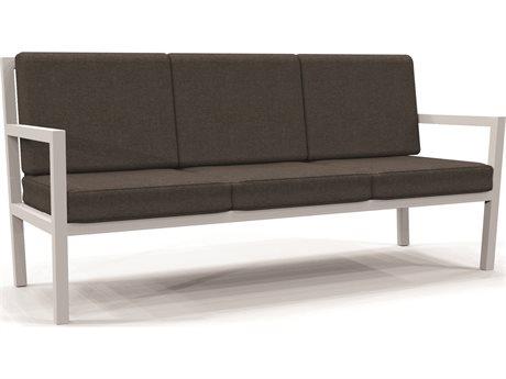 Winston Compass Cushion Aluminum Sofa