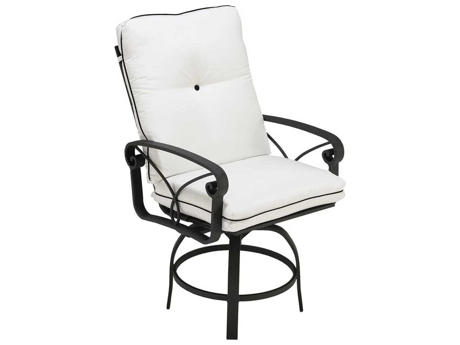 Winston Palazzo Sling Cast Aluminum Arm Chaise Lounge: Winston Palazzo Cushion Cast Aluminum Swivel Balcony