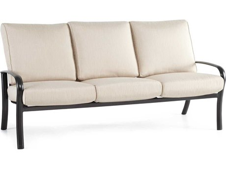 Winston Savoy Cushion Aluminum Sofa