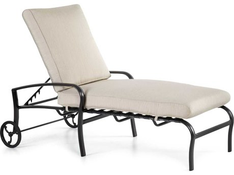 Winston Savoy Cushion Aluminum Chaise Lounge