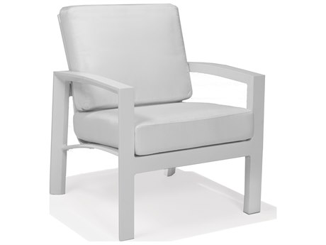 Winston Regency Deep Seating Aluminum Cushion Lounge Chair