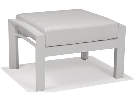 Winston Regency Deep Seating Aluminum Cushion Ottoman
