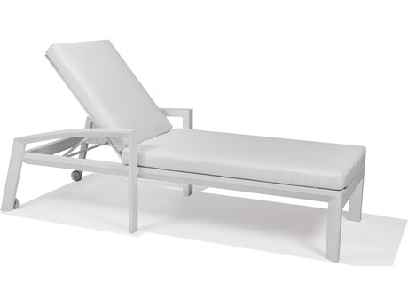 Winston Regency Deep Seating Aluminum Cushion Chaise Lounge