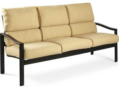 Winston Belvedere Cushion Aluminum Sofa