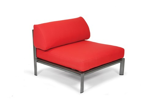 Winston Southern Cay Modular Aluminum Single Seat PatioLiving