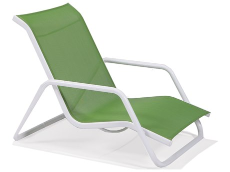 Winston Cortez Sling Aluminum Lounge Chair