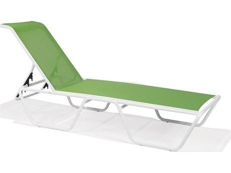 Winston Cortez Sling Aluminum Chaise Lounge