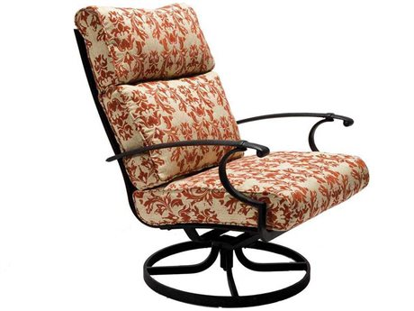 Cast Aluminum Ultra Swivel Tilt Lounge Chair - Custom Options