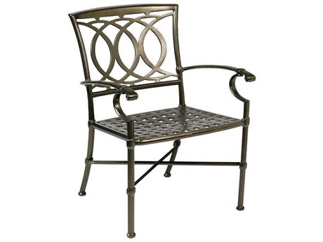 Cast Aluminum Dining Chair - Custom Options