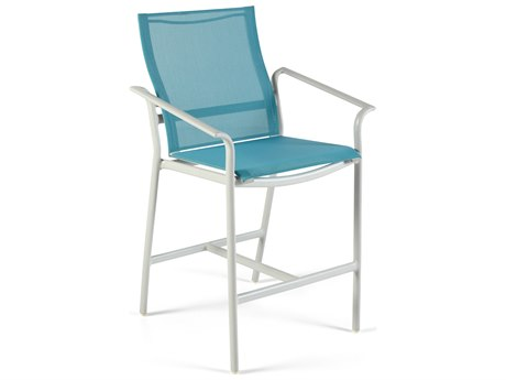 Winston Largo Sling Aluminum Bar Stool