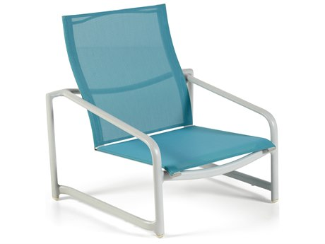 Winston Largo Sling Aluminum Lounge Chair