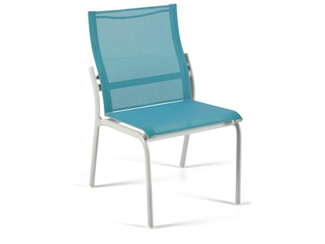 Winston Largo Sling Aluminum Dining Chair