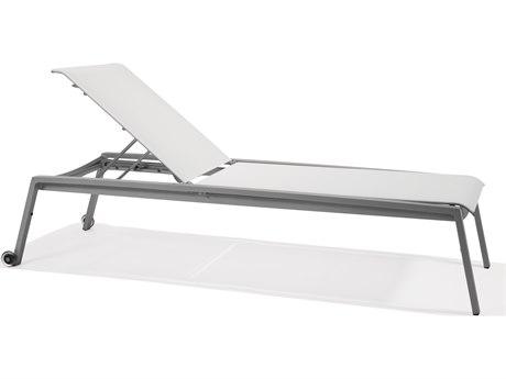 Winston Elan Sling Aluminum Chaise Lounge