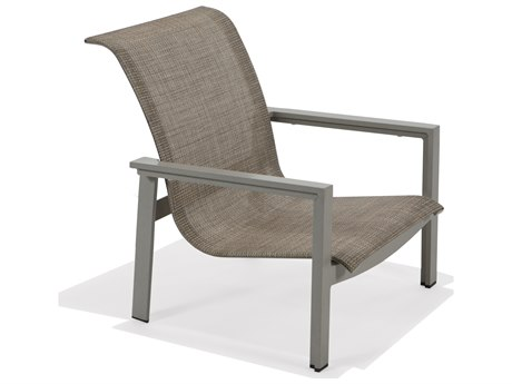 Winston Celano Sling Aluminum Lounge Chair