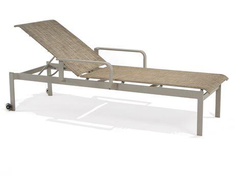 Winston Celano Sling Aluminum Chaise Lounge