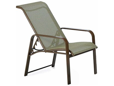 Winston Seagrove II Sling Aluminum Adjustable Chair