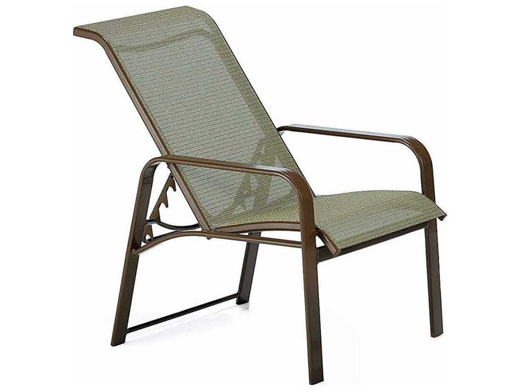 Winston Seagrove Ii Sling Aluminum Adjustable Chair M62017