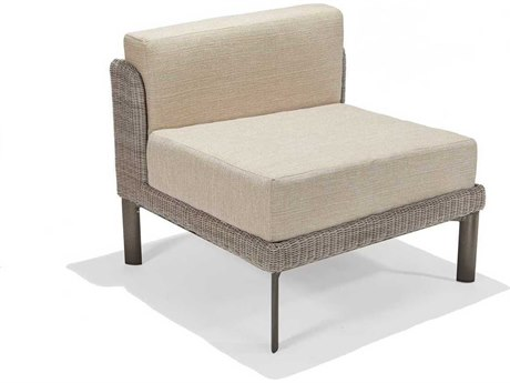 Winston Banyan Bay Modular Wicker Armless Lounge