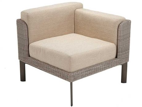 Winston Banyan Bay Modular Wicker Left or Right End Unit