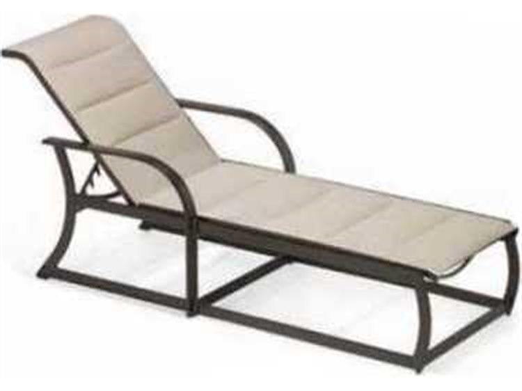 Winston Key West Padded Sling Aluminum Chaise