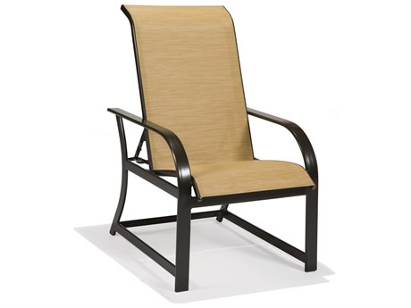 Winston Key West Sling Aluminum Arm Adjustable Lounge Chair