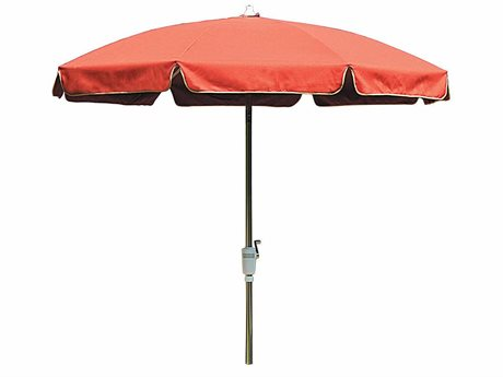 Winston 7.5' Aluminum Manual Tilt Umbrella