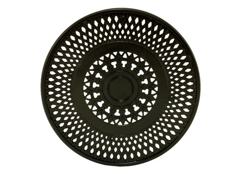 Winston Alternative Cast Aluminum 24'' Round Patterned Top