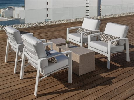 Winston Regency Aluminum Lounge Set