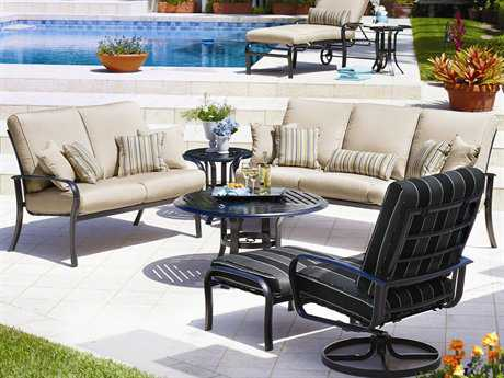 Winston Savoy Cushion Aluminum Lounge Set