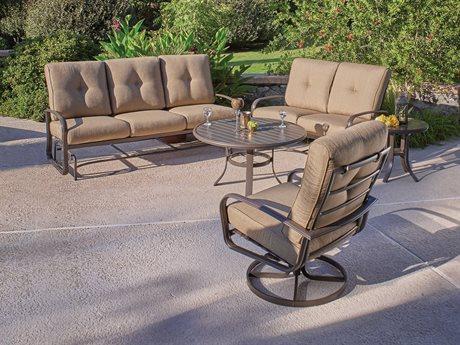 Winston Savoy Cushion Aluminum Lounge Set