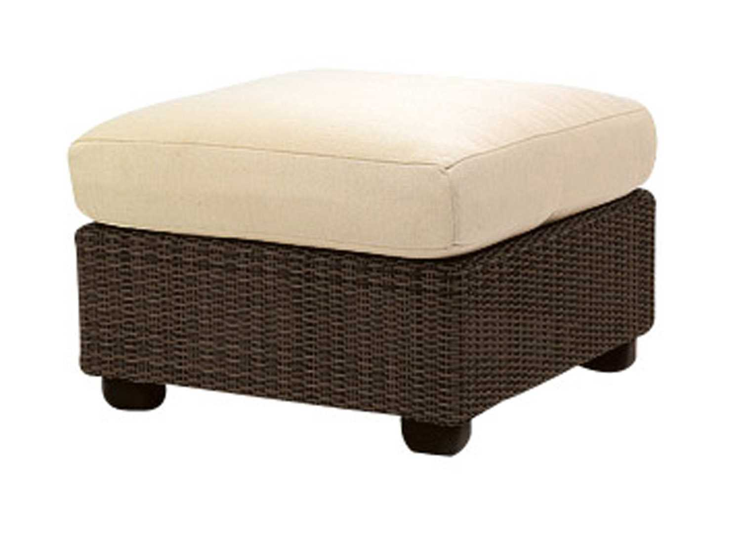 Patio cushions ottoman ultimatepatio large for Stuhl quietscht