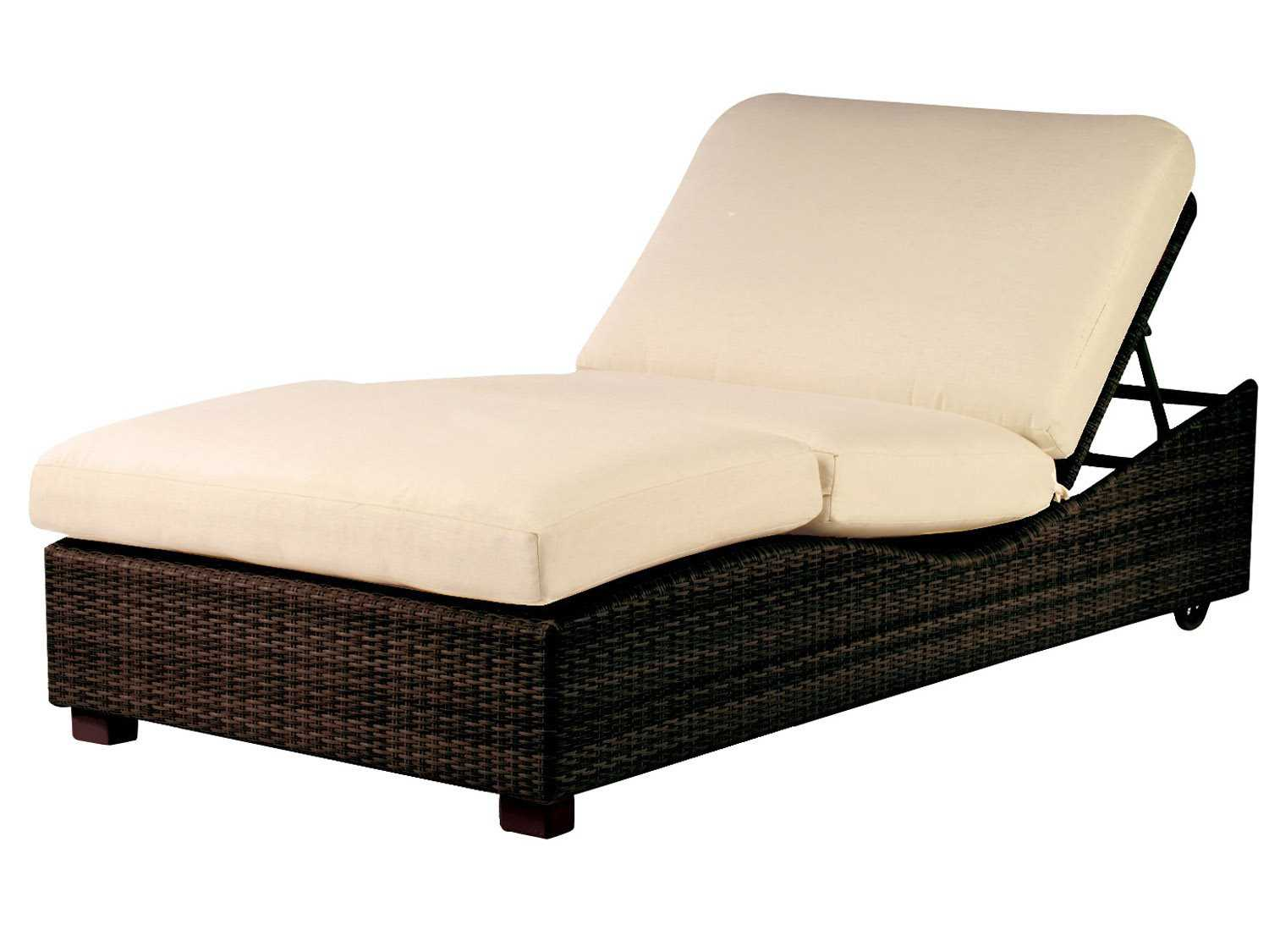 Whitecraft Montecito Double Chaise Lounge Replacement