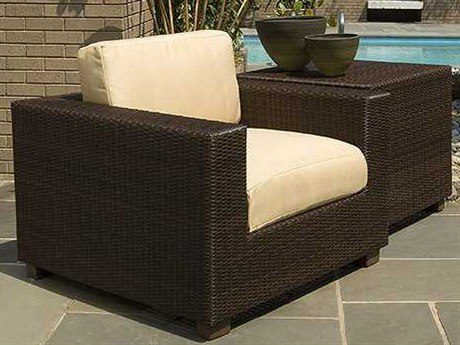 Whitecraft Montecito Wicker Lounge Set